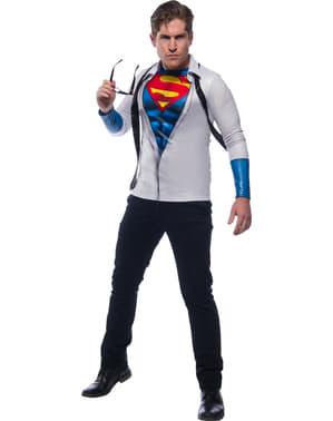 Klassisk Superman kostyme til menn