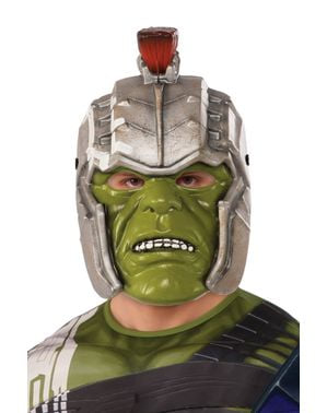 Klasická maska Hulk