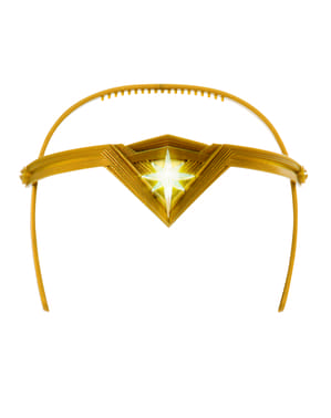 Tiara de Wonder Woman para niña - DC Superhero girls