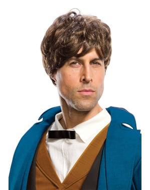 Newt Scamander wig for men - Fantastic Beasts