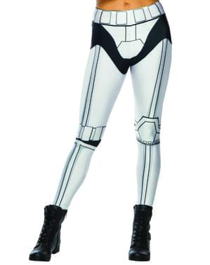 Leggings de Stormtrooper para mulher - Star Wars