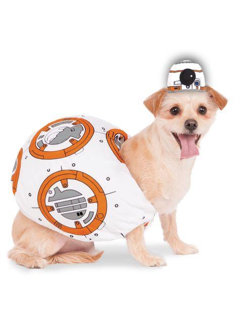 BB-8 kostým pro psa - Star Wars
