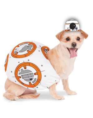 BB-8 hundekostyme - Star Wars