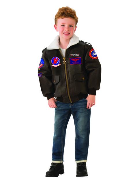 Top Gun jacket for boys