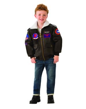 Top Gun jakke til gutter