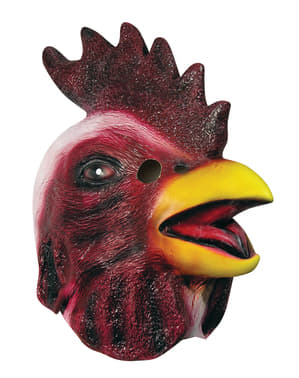 Deluxe Rooster Latex Mask