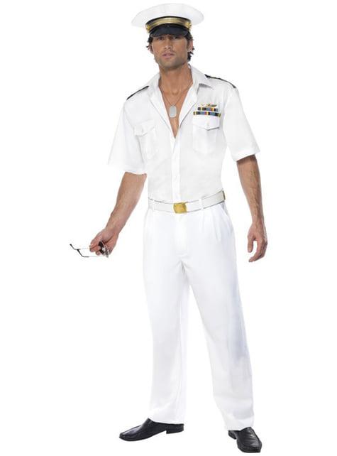 Kostým pro dospělé poručík z Top Gun
