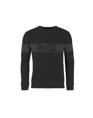 Sweater AC/DC för vuxen