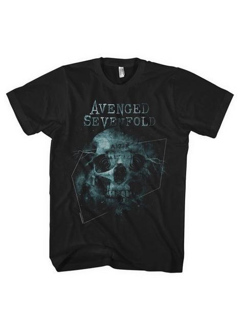 Camiseta Avenged Sevenfold Galaxy para hombre