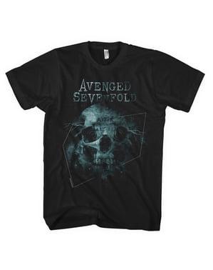 Erkekler için Avenged Sevenfold Galaxy Tişört