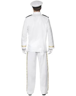 Луксозен костюм на капитан за възрастни