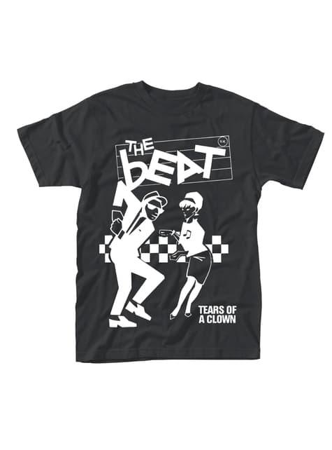 The Beat Tears of a Clown T-Shirt voor mannen