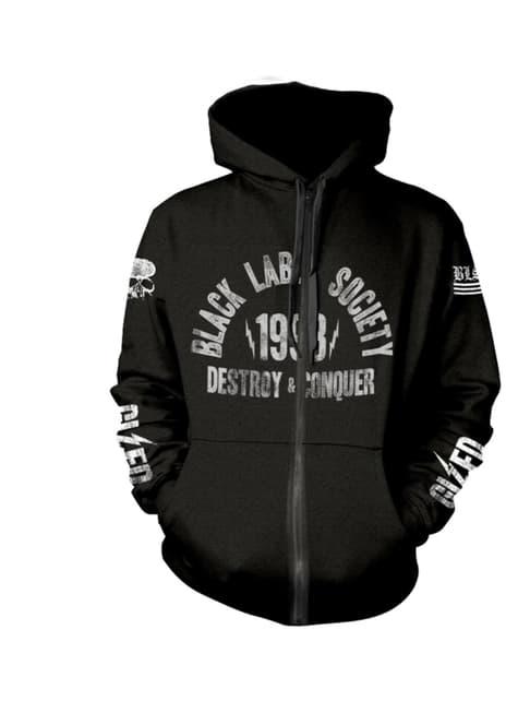 Black Label Society SDMF jacket for men