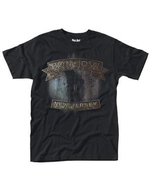 T-shirt Bon Jovi adulte
