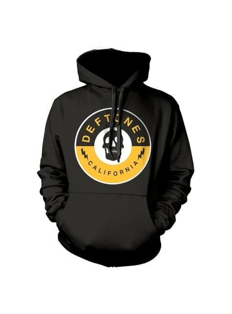Deftones California hoodie for adults