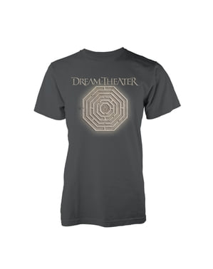 T-shirt  Dream Theater Maze per uomo