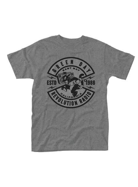 Green Day Established 1986 T-Shirt for Men