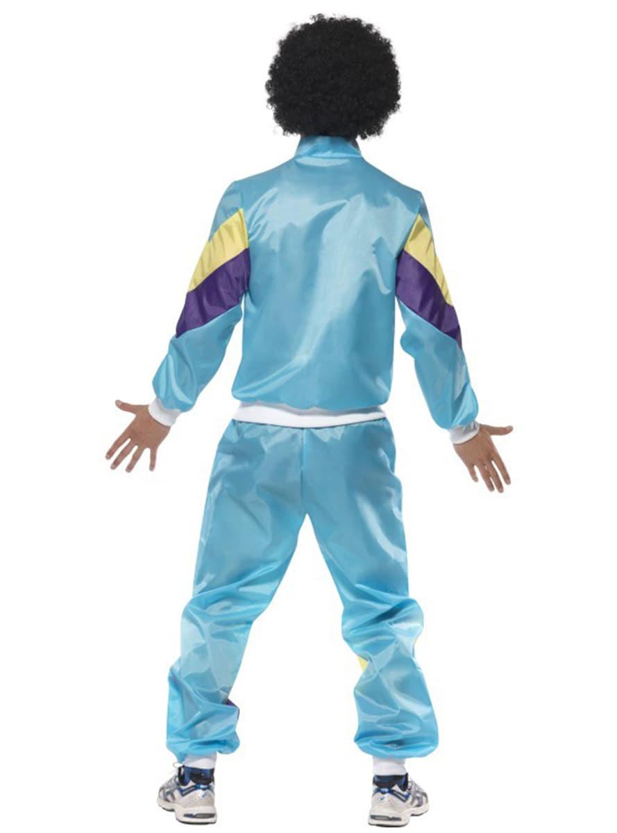 Costume d 39 une tenue de sport des ann es 80 pour homme sur notre boutique de d guisement les - Deguisement annee 80 homme ...