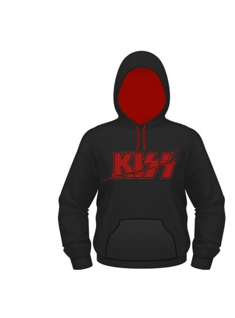 Sudadera de Kiss para adulto