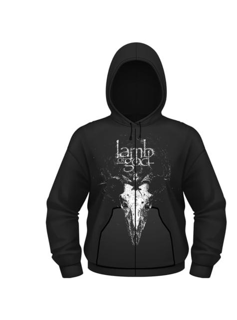 Lamb of God Candle Light jacket for men