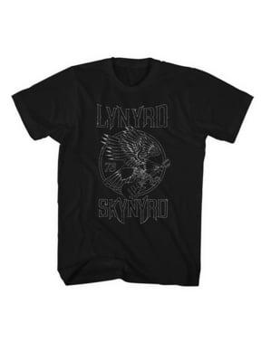 Lynyrd Skynyrd Eagle Guitar -T-paita Miehille