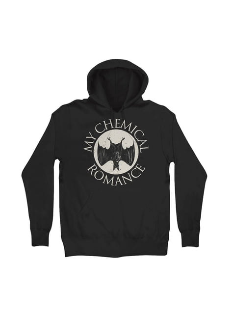 Sudadera My Chemical Romance Bat para hombre