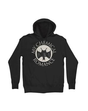 Sweatshirt My Chemical Romance Bat para homem