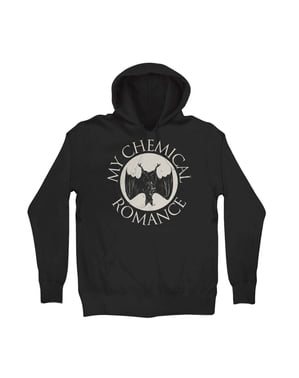 Sweatshirt My Chemical Romance Bat vuxen