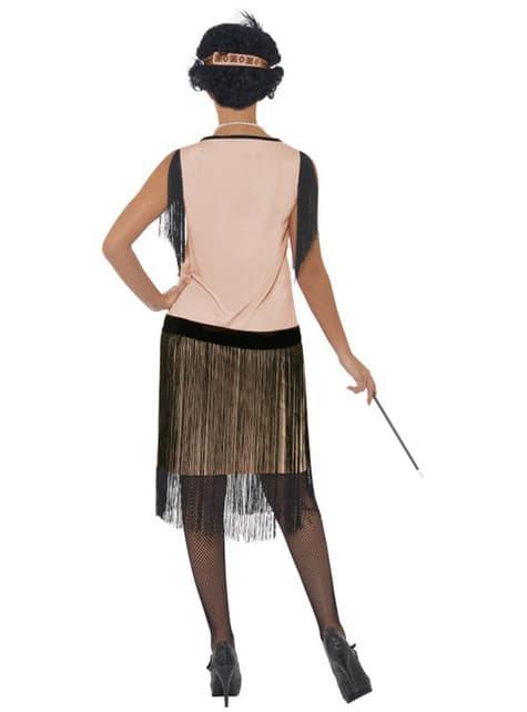 Disfraz de charlestón años 20 para mujer - mujer