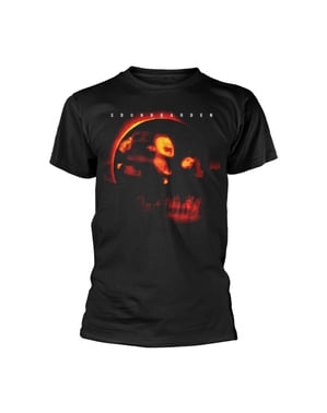T-shirt Superunknown untuk orang dewasa - Soundgarden