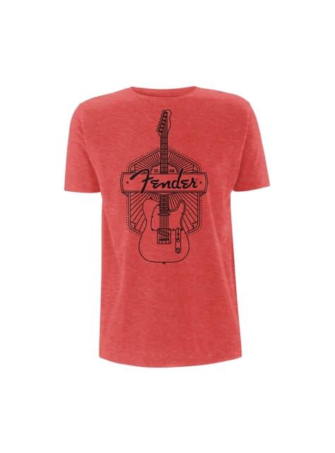 Fender Established 1946 T-Skjorte til Menn