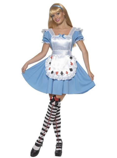 Дамски костюм на Алиса