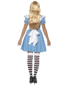 Alice kostume til kvinder