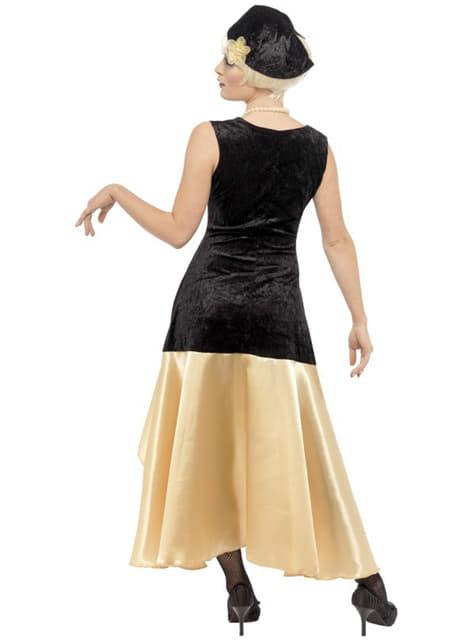Vrouw jaren '20 Kostuum