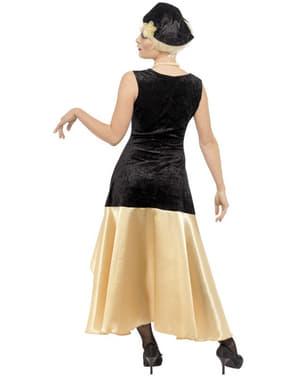 Kostium kobieta z lat 20