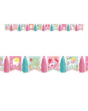 Prinsesse enhjørninge banner