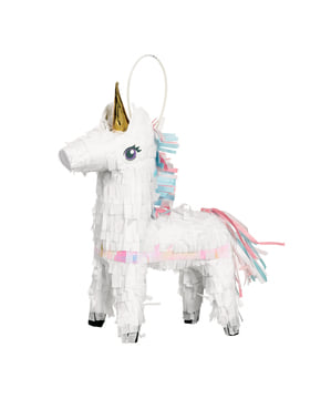 Mini unicorn princess pinata