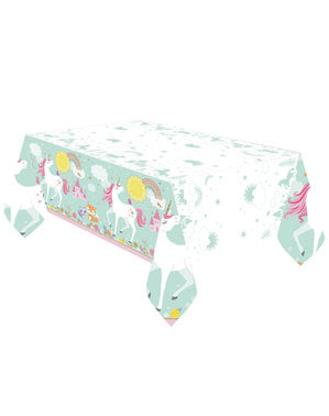 Princess Unicorn tablecloth - Pretty Unicorn