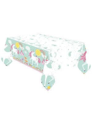 Toalha de mesa de princesa unicórnio - Pretty Unicorn