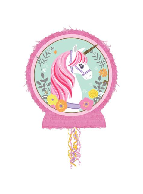 Piñata de unicornio - Pretty Unicorn