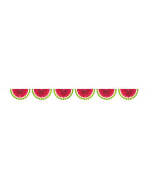Guirlande pastèques