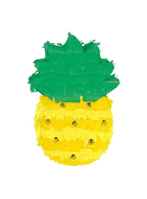 Mini piñata de piña