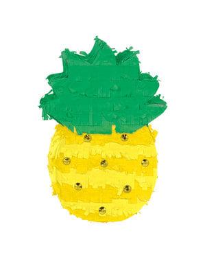 Ananaksenmuotoinen minipinata