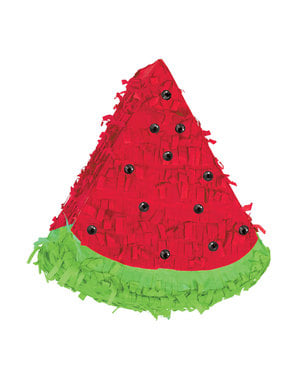 Mini Wasser Melone Piniata Topfschlagespiel