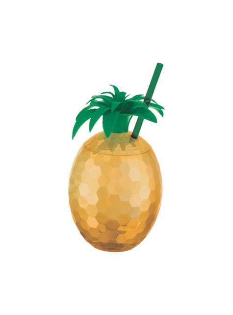 Διακοσμητικό κύπελλο με ανανά