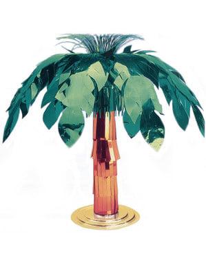 Figura decorativa de palmeira