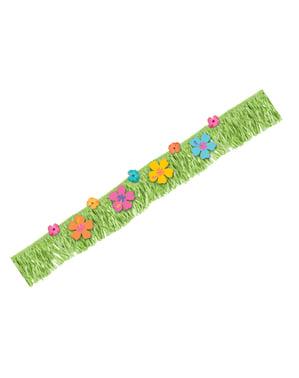 Гавайська квітка банер