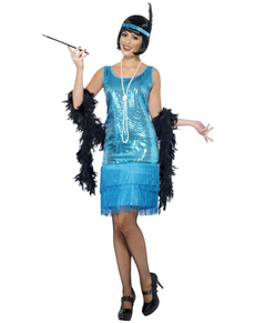 charleston flapper and gangster costumes 1920s fancy dress funidelia
