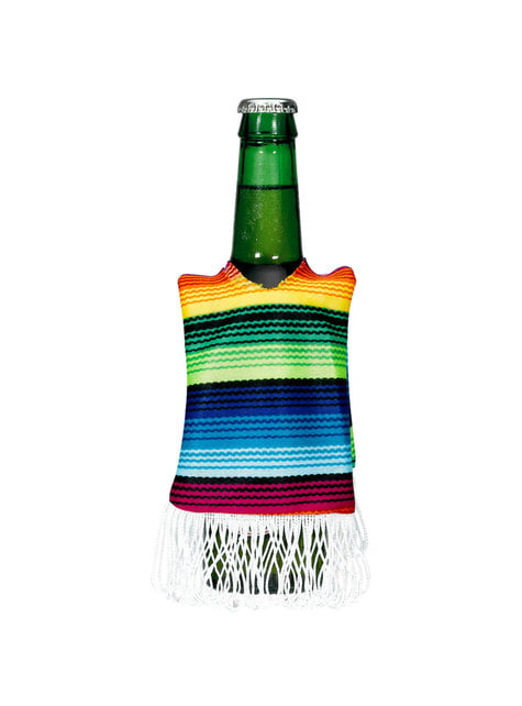 Mexican bottle cover