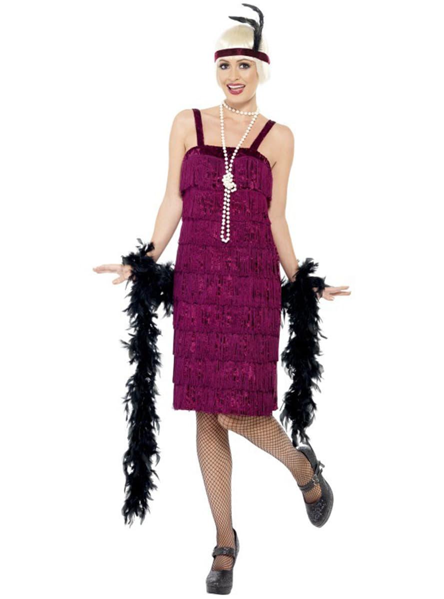 Disfraces Años 20: trajes de charleston, cabaret etc. | Funidelia